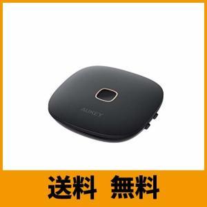 AUKEY Bluetoothトランスミッター レシーバー 1台2役 Bluetooth?5.0 受...