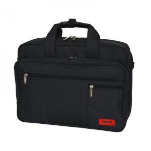 SAXON 多機能ビジネスバッグ ブラック 05171|mtmlife