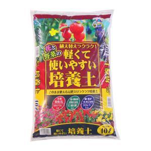 あかぎ園芸 軽くて使いやすい培養土 40L 2袋|mtmlife