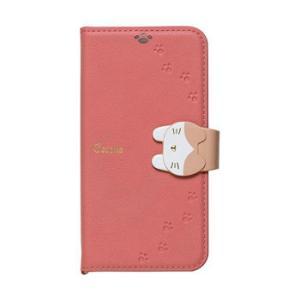 Cocotte iPhone 12mini 専用手帳型スマホケース iP20_54-COT02 ピンク|mtmlife