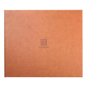 ましかく414アルバム ブラウン 220-001|mtmlife