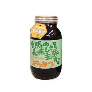 鈴木養蜂場 はちみつ そば蜜(SB) 1.2kg mtmlife