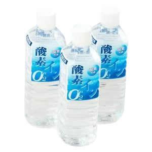 酸素インO2 酸素水500ml×24本|mtmlife