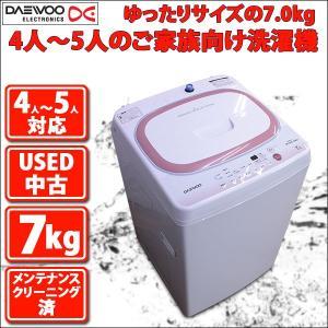 DW-S70CP 7.0kg 全自動洗濯機 DAEWOO 今...