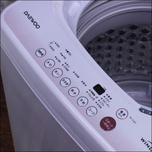 DW-S70CP 7.0kg 全自動洗濯機 DAEWOO 今だけ価格 中古 年内製造〜2年落ち程度(中古 USED)|mtshopid|04