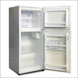 cuma amadana 小型冷蔵庫120リットル冷凍冷蔵庫 CM-RF120 ホワイト (USED 中古)|mtshopid|02