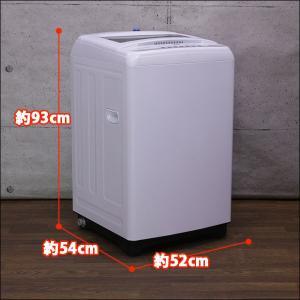 DW-E60AB 6.0kg全自動洗濯機 Daewoo 年内製造〜2年落ち程度 (USED 中古 お買い得)|mtshopid|02
