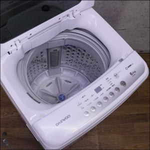 DW-E60AB 6.0kg全自動洗濯機 Daewoo 年内製造〜2年落ち程度 (USED 中古 お買い得)|mtshopid|04