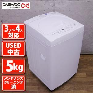 DW-S50AW 5.0kg全自動洗濯機 Daewoo 年内製造〜二年落ち程度(USED 中古 お買い得)|mtshopid