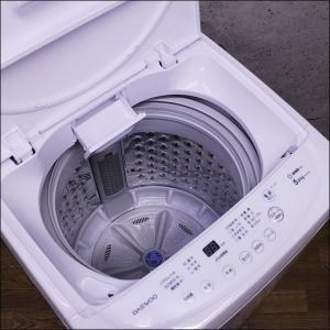 DW-S50AW 5.0kg全自動洗濯機 Daewoo 年内製造〜二年落ち程度(USED 中古 お買い得) mtshopid 02