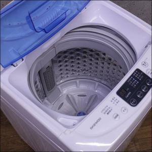 DW-S60KB 6.0kg全自動洗濯機 Daewoo 年内製造〜二年落ち程度(USED 中古 お買い得)|mtshopid|02