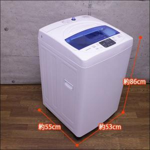 DW-S60KB 6.0kg全自動洗濯機 Daewoo 年内製造〜二年落ち程度(USED 中古 お買い得)|mtshopid|03