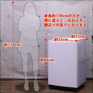 DW-S60AM 6.0kg全自動洗濯機 Daewoo 年内製造〜二年落ち程度(USED 中古 お買い得)|mtshopid|02