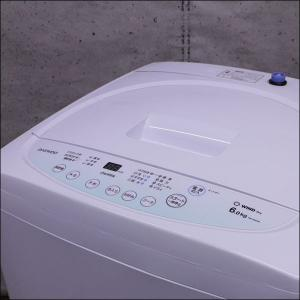 DW-S60AM 6.0kg全自動洗濯機 Daewoo 年内製造〜二年落ち程度(USED 中古 お買い得)|mtshopid|05