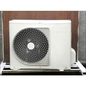 (中古 エアコン)東芝 2013年製 RAS2213RJ(W) 自動お掃除機能付き 100V 2.2kw 6畳 中古エアコン エアコン中古 壁掛 クーラー mtshopid 02
