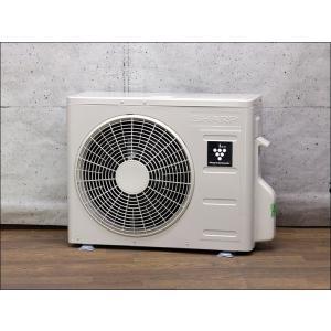 (中古 エアコン)シャープ 2014年製 AY-C22DX-W 100V 2.2kw 6畳 中古エアコン エアコン中古 壁掛 クーラー|mtshopid|02