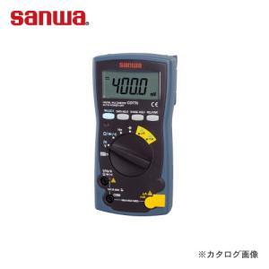 三和電気計器 SANWA デジタルマルチメータ CD770|mtshopid