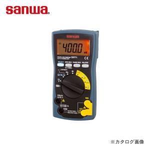 三和電気計器 SANWA デジタルマルチメータ CD771|mtshopid