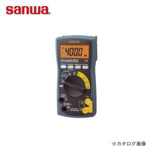 三和電気計器 SANWA デジタルマルチメータ CD772|mtshopid