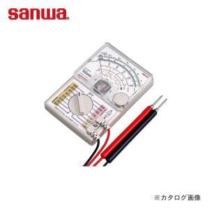 三和電気計器 SANWA アナログマルチテスタ 薄型 CP-7D|mtshopid