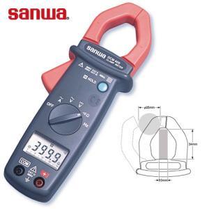 三和電気計器 SANWA クランプメータ デジタル AC+DMM機能 DCM400|mtshopid
