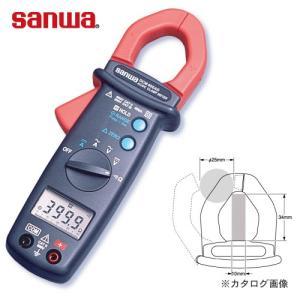 三和電気計器 SANWA クランプメータ デジタルAC+DC+DMM 機能 DCM400AD|mtshopid