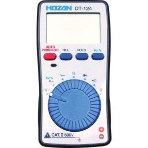 ホーザン HOZAN デジタルマルチメータ DT-124 mtshopid