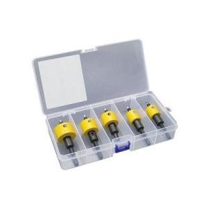 デンサン DENSAN 充電バイメタルホールソー(薄刃タイプ) セット JHU-2133|mtshopid