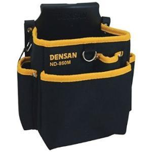デンサン DENSAN 電工キャンバスハイポーチ(コンパクト) ND-860M|mtshopid