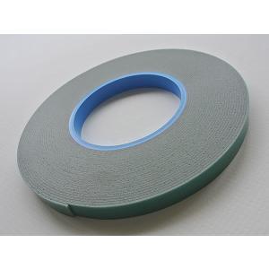 ハイバージョイント両面テープ1巻(長さ10m、幅12mm、厚み1.2mm)、ドアバイザーやエンブレムに最適|mudfactory