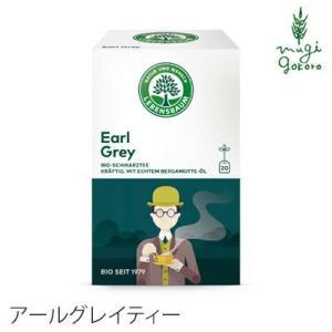 紅茶 ハーブティー オーガニック レーベンスバウム オーガニック アールグレイティー 2gx20袋 ハーブティー LEBENSBAUM 無添加 アールグレイ 無農薬 有機 紅茶|mugigokoro-y