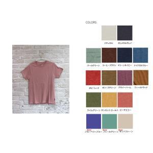 Tシャツ オーガニック 2019年新色ゴーヘンプ GOHEMP ウーマン ベーシックTシャツ WOMAN BASIC S/SL TEE 送料無料 ヘンプ 麻 半袖 mugigokoro-y 02