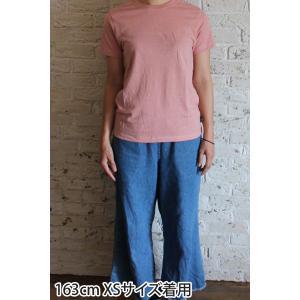Tシャツ オーガニック 2019年新色ゴーヘンプ GOHEMP ウーマン ベーシックTシャツ WOMAN BASIC S/SL TEE 送料無料 ヘンプ 麻 半袖 mugigokoro-y 03