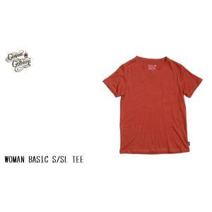 Tシャツ オーガニック 2019年新色ゴーヘンプ GOHEMP ウーマン ベーシックTシャツ WOMAN BASIC S/SL TEE 送料無料 ヘンプ 麻 半袖 mugigokoro-y 04