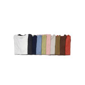 Tシャツ オーガニック 2019年新色ゴーヘンプ GOHEMP ウーマン ベーシックTシャツ WOMAN BASIC S/SL TEE 送料無料 ヘンプ 麻 半袖 mugigokoro-y 05