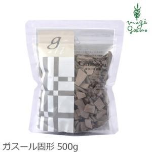 パック 無添加 ナイアード ガスール 固形 500g 購入金額別特典あり オーガニック 正規品 粘土 スキンケア 天然 ナチュラル ノンケミカル 自然|mugigokoro-y