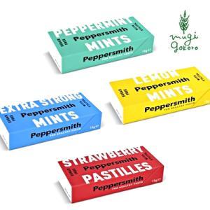 ミントタブレット 無添加 ペッパースミス Peppersmith  15g 購入金額別特典あり 正規品 オーガニック 100%植物ベース 自然食品 低GI|mugigokoro-y