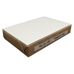 白色両面無地ハガキ・厚手 100x148 国産上質紙180kg ☆【100枚】