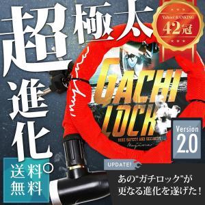 ワイヤー直径 22mm (極太) スチールカバーとの二重構造により、犯罪者の切断による盗難を防止 ワ...