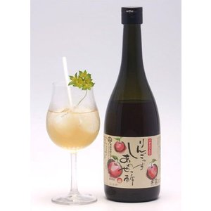 醸造酢 りんご酢 「りんごっす しあわせっ酢」...の詳細画像1
