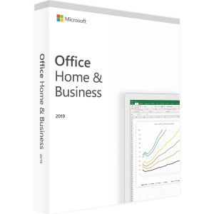 Microsoft Office 2019 Home&Business For Windows 1P...
