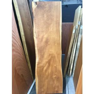 ケンポナシ 一枚板 無垢 テーブル オイル仕上げ済 1970×550×40|mukusakura