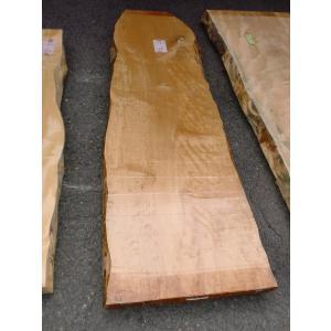 カエデ 楓 一枚板 無垢 テーブル ウレタン塗装済 1950×570×48|mukusakura