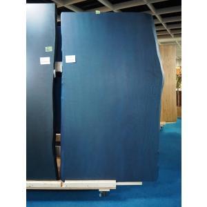 トチ 栃 一枚板 無垢 テーブル 藍染済 1890×1150×60|mukusakura