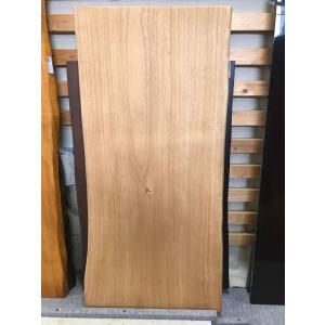 キリ 一枚板 無垢 テーブル 草木染済 1770×800×48|mukusakura