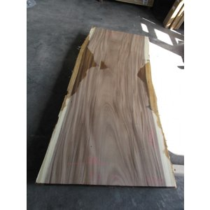 モンキーポッド 一枚板 無垢 テーブル ウレタン塗装絹肌仕上げ 1800×800×50 mukusakura