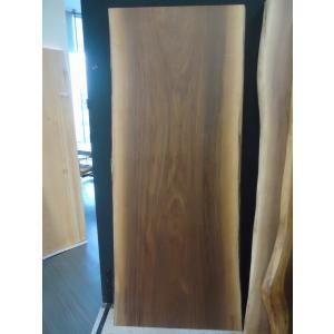 ウォールナット 一枚板 無垢 テーブル ウレタン塗装 1950×830×50|mukusakura