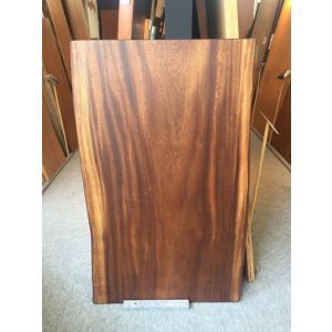 モンキーポッド 一枚板 無垢 テーブル ウレタン塗装絹肌仕上げ 1350×820×60 mukusakura