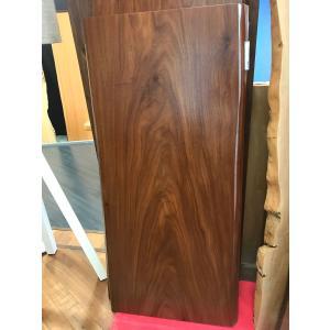 アサメラ 一枚板 無垢 テーブル ウレタン塗装済 1350×570×60 mukusakura