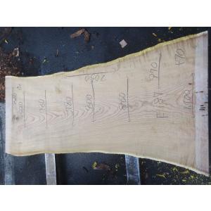 キハダ 一枚板 テーブル 原板 2050×780×70 mukusakura